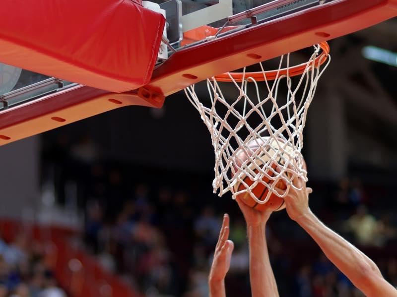 バスケットボール選手_画像