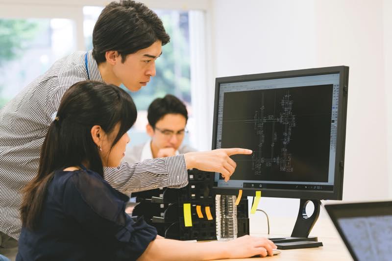 CADオペレーターの仕事
