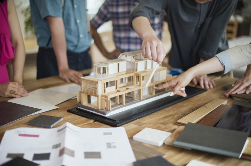 建築模型士_画像
