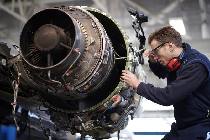 航空整備士_画像