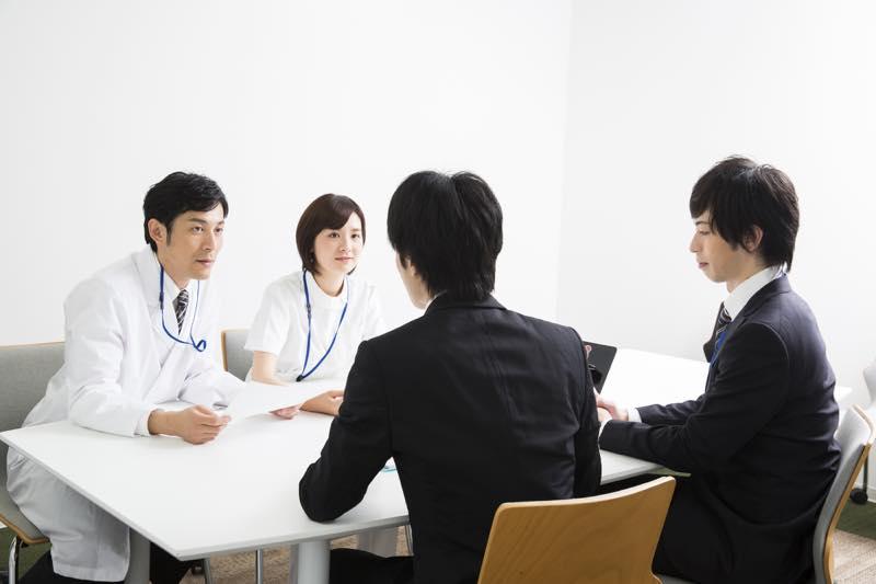 製薬会社社員_画像