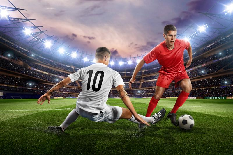 サッカー選手_画像