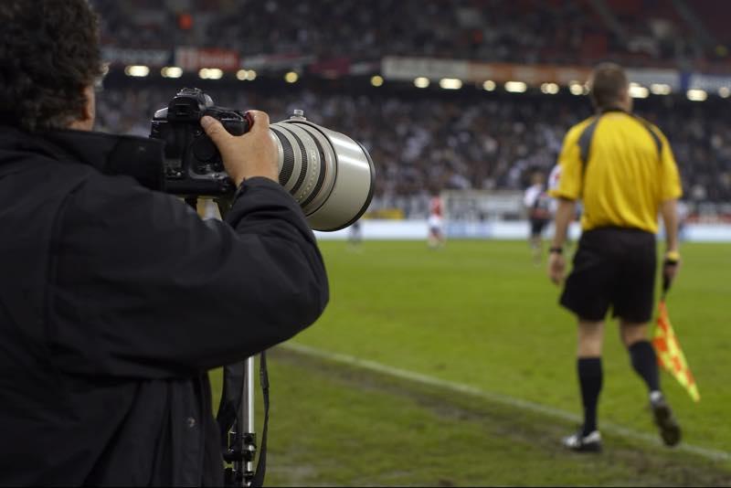 スポーツカメラマン_画像