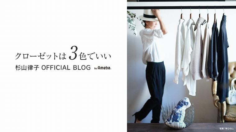 杉山律子さんブログ画像
