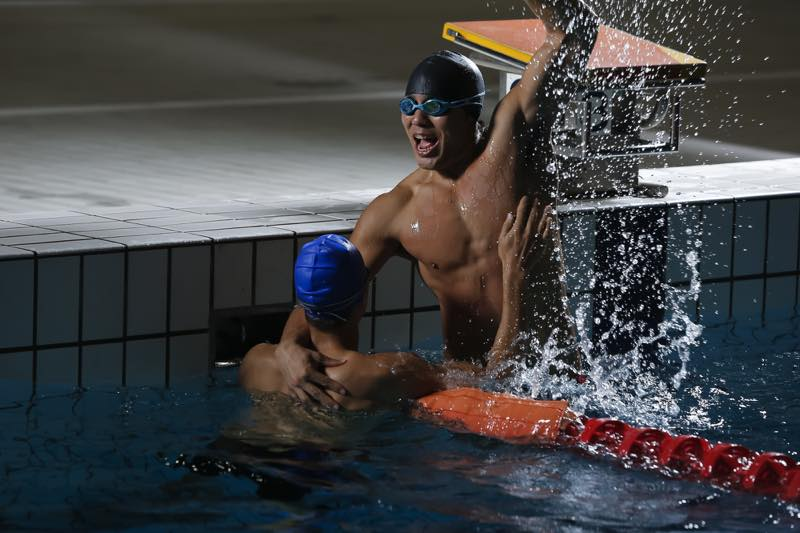 水泳選手_画像
