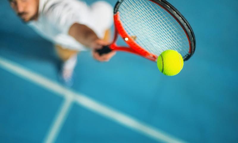 テニス選手_画像