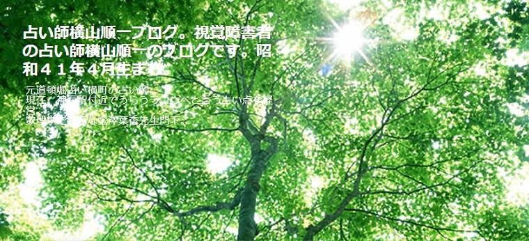 横山順一さん_ブログ画像